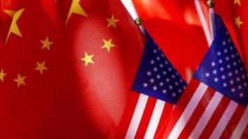 US-Handelspolitik: Joe Biden hält an China-Zöllen fest