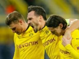 Borussia Dortmund: Auf der letzten Rille ins Achtelfinale