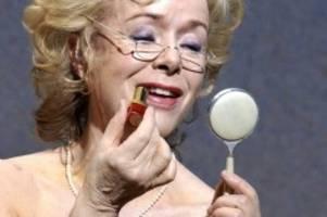 schaubühnen-star verstorben: schauspielerin jutta lampe ist tot