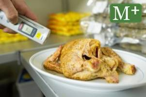 Hygiene in Restaurants: Lebensmittelkontrollen: Pankow stellt Ekelfotos online