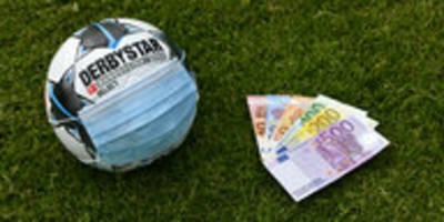 Debatte über Solidarität von Fußballern: Gehaltsverzicht für Fußballprofis?