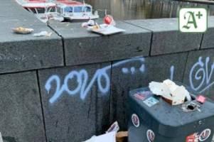 Umweltsünden: Müllchaos wegen Corona: Schon 5725 Verfahren gegen Hamburger