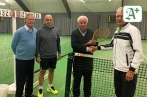 Corona-Regeln: Harburger spielen jetzt im Landkreis Tennis