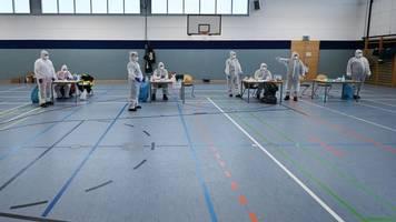 abschluss der corona-tests im landkreis hildburghausen