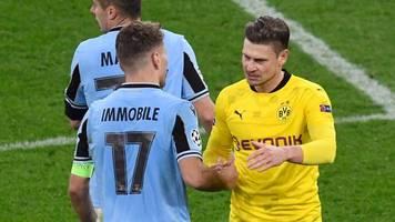 Champions League: Gedämpfte Freude beim BVB über Achtelfinal-Einzug