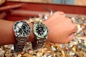 Schweiz bleibt Weltmarktführer bei Uhren und Schmuck