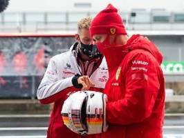 Neue Rolle wie einst Michael: Schumachers Aufstieg vertreibt Vettels Frust