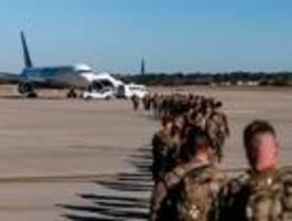 USA ziehen Großteil ihrer Truppen aus Somalia ab