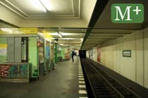 U-Bahnverkehr: U-Bahnhof Französische Straße schließt nach 97 Jahren