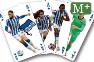 Hertha BSC : Hertha BSC hat im Derby die besseren Karten