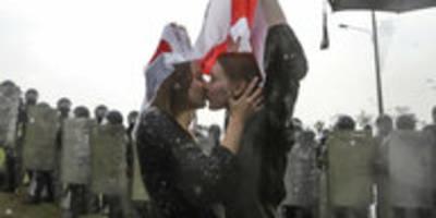 Proteste in Belarus: Emotionale Nahrung