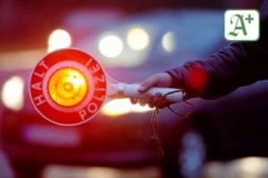 Verkehr in Hamburg: Polizei erwischt bei Rotlichtkontrolle gesuchten Mann