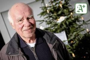 Lockdown: Hamburger sendet Appell mit Corona-Weihnachtsbaum