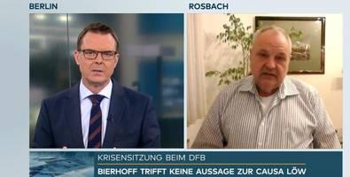 """Chaos pur, heftige Machtkämpfe, endlose Intrigen – DFB-Präsident Keller ist isoliert"""