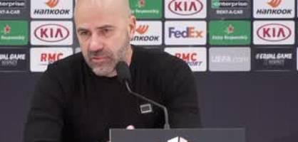 Peter Bosz moniert fehlende Qualität des Schiedsrichters
