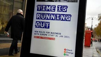 EU-Austritt: Brexit-Gespräche pausieren – Johnson und von der Leyen wollen reden