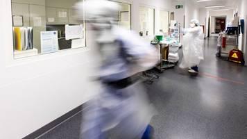 infektionszahlen stagnieren: mehr als 4000 corona-patienten auf der intensivstation