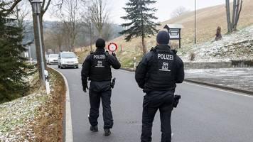 Polizei verstärkt Kontrollen in Seiffen