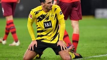 Bundesliga: BVB hofft auf Einsatz von Hummels - Haaland fehlt