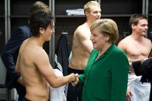 Warum Toni Kroos Angela Merkel mag