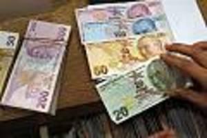 """""""wünschen uns eine weniger volatile währung"""" - umfrage zeigt: lira-krise ist für deutsche firmen in der türkei schlimmer als corona"""