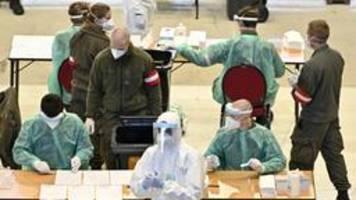 Corona-Pandemie: Österreich weitet Massentests aus