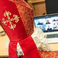 Diverse Aktionen geplant: Der Nikolaus ist auch zu Corona-Zeiten unterwegs