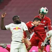 Fußball-Bundesliga: Müller rettet Bayern vor Niederlage gegen RB Leipzig