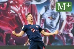 Bundesliga: Vor dem Liga-Gipfel: FC Bayern spürt den Atem von RB Leipzig