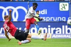 Zweite Bundesliga: HSV gegen Hannover 96: Das Nordderby als Notderby