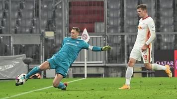 Bayern weiter Spitzenreiter: 3:3 im Topspiel gegen Leipzig