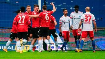 2. Bundesliga: Sieg im Nordduell – Hannover 96 verschärft Krise des HSV