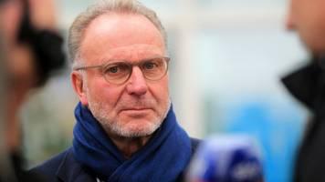 FC Bayern: Karl-Heinz Rummenigge attackiert Joachim Löw: Zu wenig