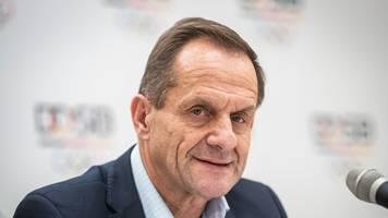 Folgen der Corona-Pandemie - DOSB-Boss Hörmann: Mehr und mehr in einen Teufelskreis