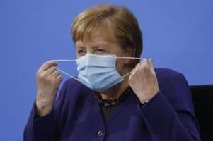 Merkel hofft auf Sieg über das Corona-Virus