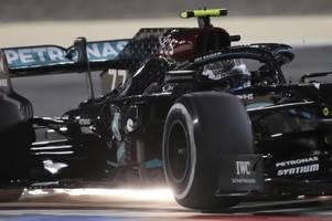 Formel-1-Pilot Bottas fährt auf Startplatz eins inBahrain