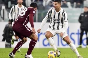 Späte Tore beim Juventus-Sieg im Derby gegen den FC Turin