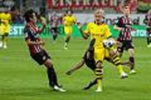Bundesliga, 10. Spieltag - Eintracht Frankfurt - Borussia Dortmund im Live-Ticker: BVB zuletzt 2013 mit Sieg in Mainmetropole