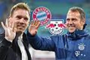 Bundesliga, 10. Spieltag - FC Bayern - RB Leipzig im Live-Ticker: Flicks Münchner kämpfen gegen die Nagelsmann-Elf um Tabellenspitze