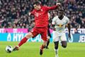 Bundesliga live im Internet - So sehen FC Bayern München gegen RB Leipzig im Live-Stream