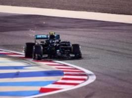 Formel 1: Bottas vor Russell und Verstappen