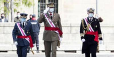 rechtsextreme militärs in spanien: blutige träume rechtsaußen