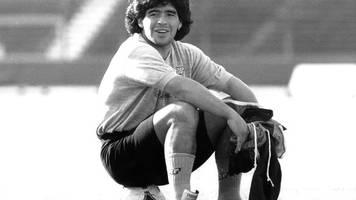 fußball-legende: stadion in la plata wird nach maradona benannt