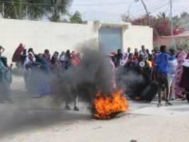 somalia: warlords, heuschrecken und andere plagen