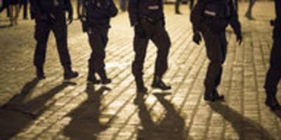 verdachtsfälle rassismus bei polizei: parolen, runen, chatgruppen