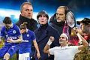 löw, flick, bayern, vettel, federer - thesen zum sportjahr 2021: trainer-tausch, legenden-abgang und doppeltes wunder