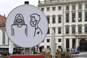 Diese Corona-Regeln gelten über Ostern in Augsburg