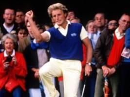 golfer bernhard langer: der weg war wirklich steinig