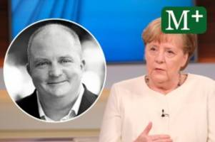 kolumne thadeusz: bei merkels tv-interview blieben viele fragen liegen