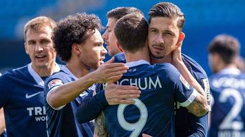 2. liga 27. spieltag: bochum-sieg im spitzenspiel - osnabrück beendet negativserie